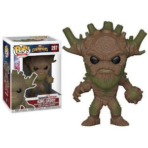Pop King Groot