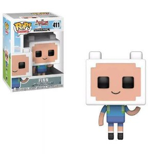 Pop Finn Minecraft: Adventure Time