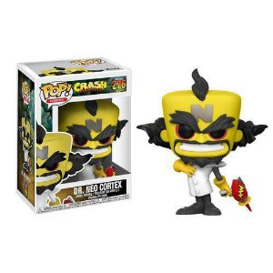 Pop Dr. Neo Cortex: Crash Bandicoot