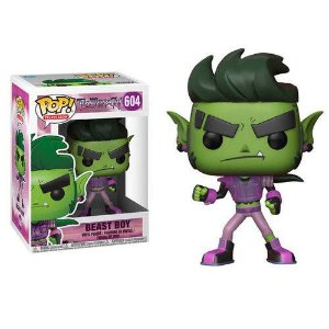 Pop Beast Boy: Teen Titans Go