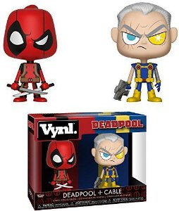 Funko Vynil Deadpool & Cable: Marvel Comics