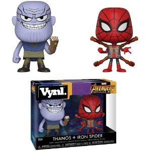 Funko Vynill Thanos & Iron Spider: Marvel Comics