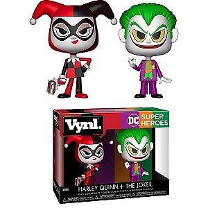 Funko Vynil Harley Quinn + Joker: DC Comics
