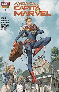 A Vida da Capitã Marvel - Volume 1