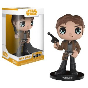 Funko Wobblers Han Solo: Star Wars