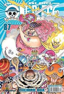 One Piece - Edição 87