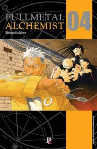 Fullmetal Alchemist - Edição 04
