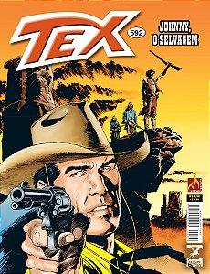 Tex: Johnny, O Selvagem - Edição 592