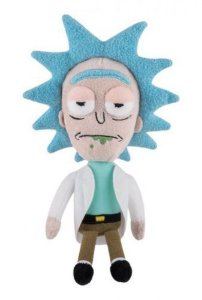 Funko Rick and Morty Plushies: Rick Bored