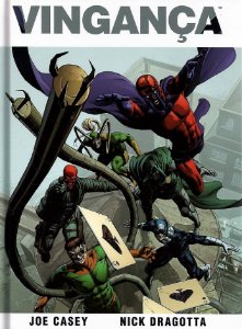 Vilões Marvel: Vingança