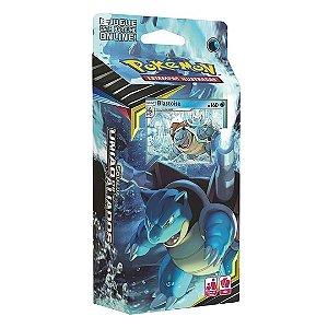 Pokemon Sl9 Deck União De Aliados  Blastoise