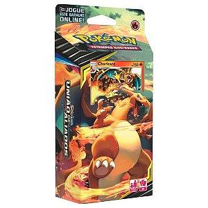 Pokemon Sl9 Deck União De Aliados Charizard