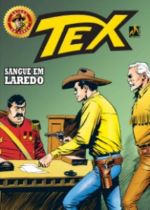 Tex : Sangue em Laredo
