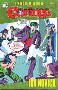 Lendas do Universo DC. Coringa