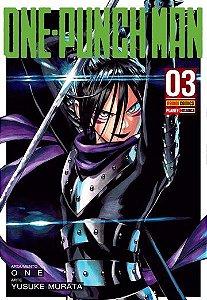 One Punch Man - Edição 03