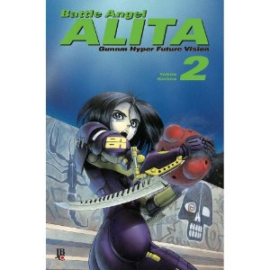 Battle Angel Alita - Edição 02