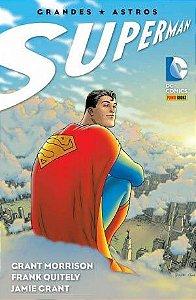 Superman - Grandes Astros - Edição 1