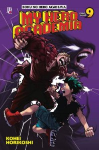 My Hero Academia - Volume 9