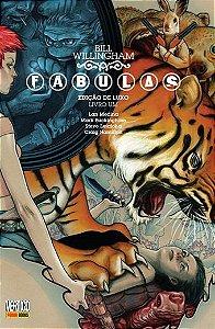 Fábulas : Edição de Luxo Livro Um