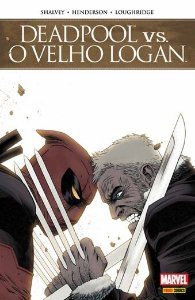 Deadpool vs o Velho Logan