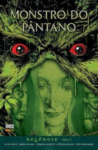 Monstro do Pântano - Volume 3