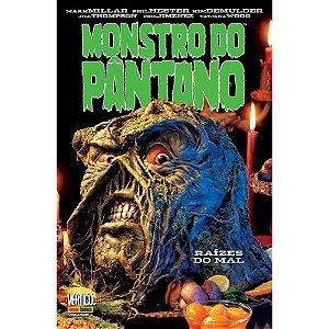Monstro do Pântano - Volume 4
