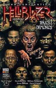 HellBlazer : Origens - Volume 3