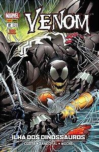 Venom : Ilha dos Dinossauros - Edição 2