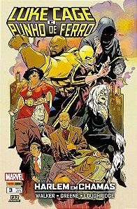 Luke Cage e Punho de Ferro - Edição 3