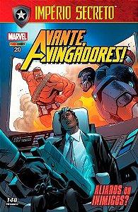 Avante Vingadores - Edição 20