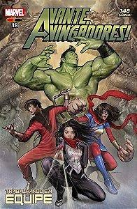 Avante Vingadores - Edição 18
