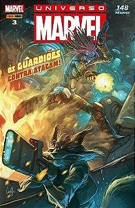 Universo Marvel - Edição 3