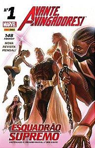 Avante Vingadores - Edição 1