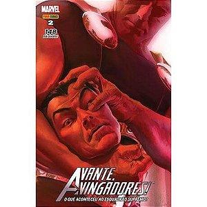 Avante Vingadores - Edição 2
