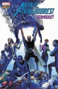 Avante Vingadores - Edição 3