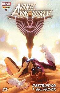 Avante Vingadores - Edição 5
