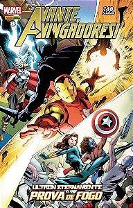 Avante Vingadores - Edição 8