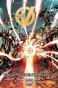Os Vingadores: O Último Evento Branco