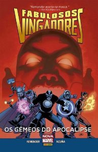 Fabulosos Vingadores : Os Gêmeos do Apocalipse