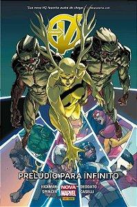 Os Vingadores: Prelúdio para Infinito