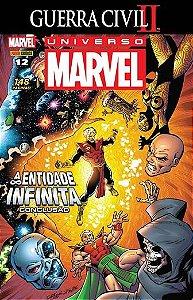 Universo Marvel: A entidade infinita conclusão - Edição 12