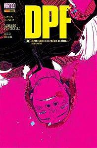 DPF: Departamento de Polícia da Física - Edição 1