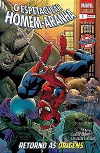O Espetacular Homem-Aranha  - Edição 1: Retorno às Origens