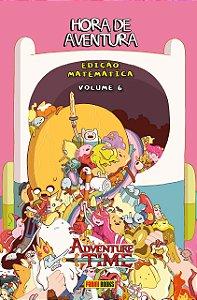Hora de Aventura: Edição Matemática - Volume 6