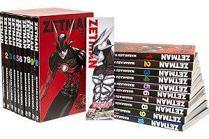 Box Zetman - Volume 1 a 20