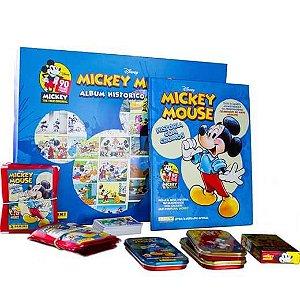 Box Premium Álbum Mickey 90 anos