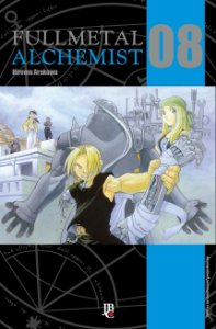 Fullmetal Alchemist - Edição 8