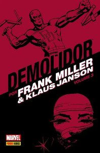 Demolidor - Frank Miller & Klaus Janson - Volume 3