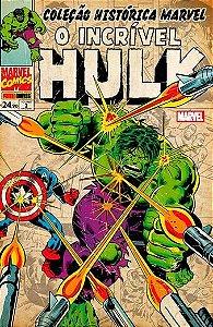 Marvel O incrível Hulk: Volume 2 - Coleção Histórica