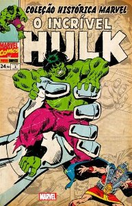 O Incrível Hulk: Volume 3 - Coleção Histórica Marvel